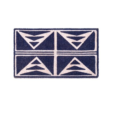 Bridgeport Aztec Handwoven Doormat