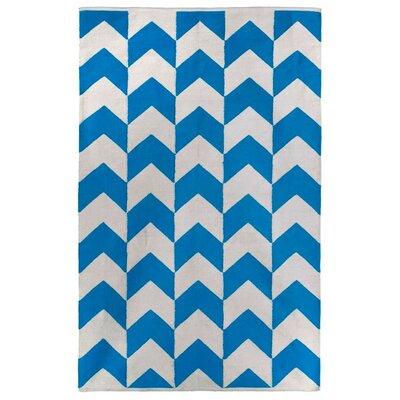 Metro Metropolitan Heritage Blue/Bright White Rug