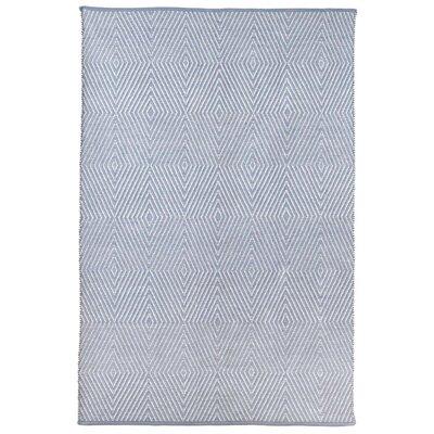 Zen Eventide Blue Area Rug Rug Size: 3 x 5