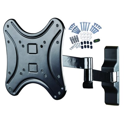Articulating Arm/Tilt/Swivel Corner Mount for 13 - 37 LED/LCD