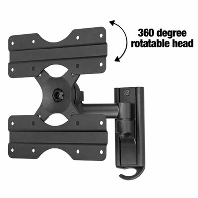 Extending Arm/Tilt/Swivel/Pan Wall Mount for 13 - 37 LCD