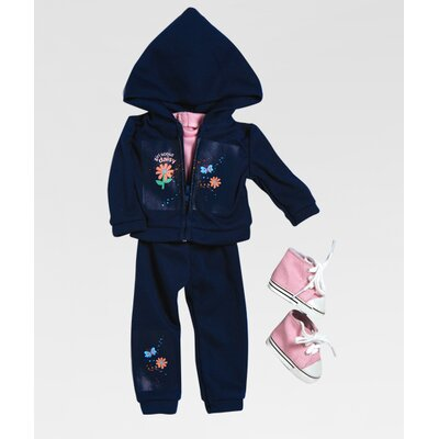 """Adora Dolls 18"""" Doll Clothes - Girl Scout Daisy Hooded Jacket / Pant Set at Sears.com"""