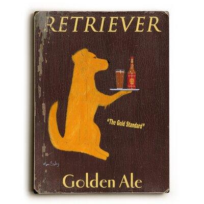 Retriever Golden Ale Vintage Advertisement 0004-2156-25