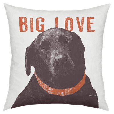 Big Love Pillow