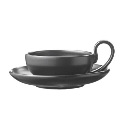 K�hler Storia Tea Cup with Saucer 10361