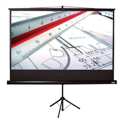 Matte White 92 diagonal Fixed Frame Projection Screen