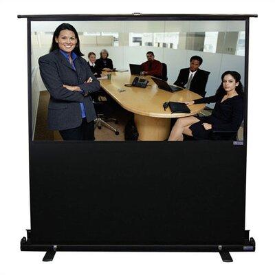 Porta-Vu Traveller Matte Black 60 diagonal Portable Projection Screen