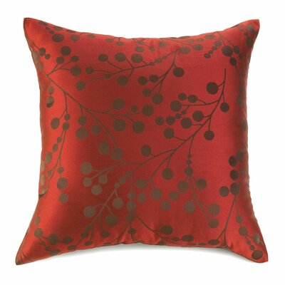 Far East Treasures Sakura Throw Pillow