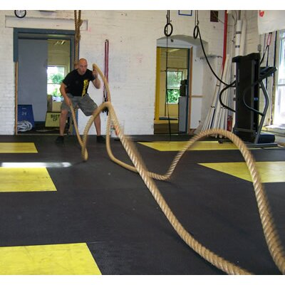 "Ironcompany.com Polydacron Power Conditioning Heavy Rope - Size: 2"" x 30' at Sears.com"