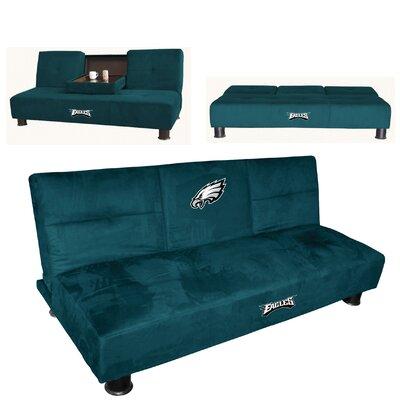 NFL Sleeper Sofa NFL Team: Philadelphia Eagles