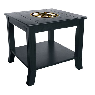 NHL End Table NHL Team: Boston Bruins
