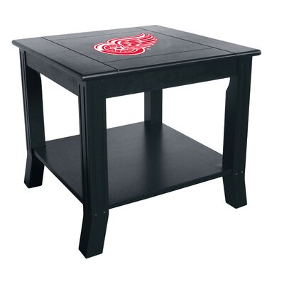 NHL End Table NHL Team: Detroit Redwings