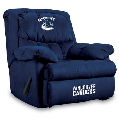 NFL Home Team Manual Recliner NHL Team: Vancouver Canucks