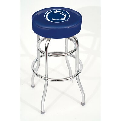 NCAA 30 Swivel Bar Stool NCAA Team: Penn State