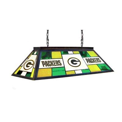 NFL 4-Light Billiard Light NFL Team: Green Bay Packers