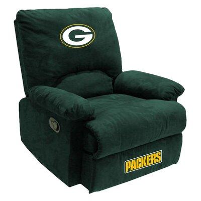 NFL Fan Favorite Recliner NFL Team: Green Bay Packers