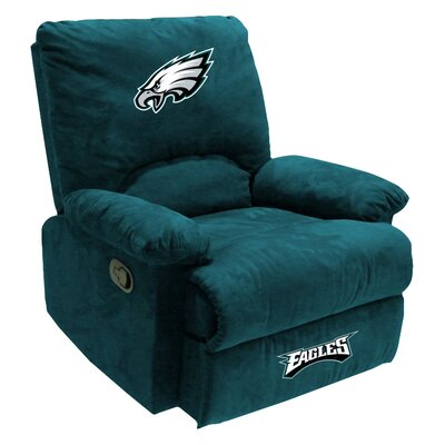 NFL Fan Favorite Recliner NFL Team: Philadelphia Eagles