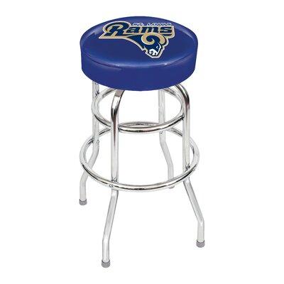 NFL 30 Swivel Bar Stool NFL Team: St. Louis Rams