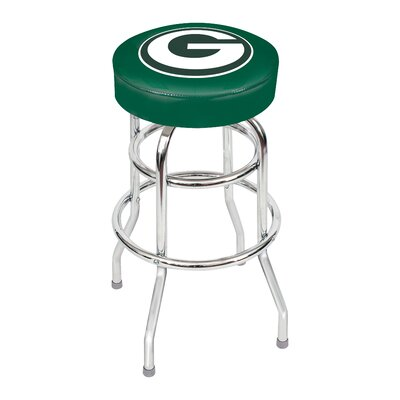 NFL 30 Swivel Bar Stool NFL Team: Green Bay Packers