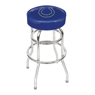 NFL 30 Swivel Bar Stool NFL Team: Indianapolis Colts