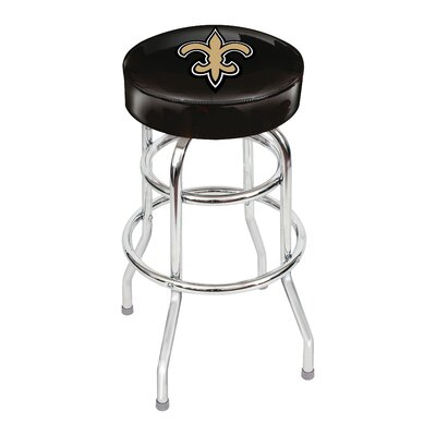 NFL 30 Swivel Bar Stool NFL Team: New Orleans Saints