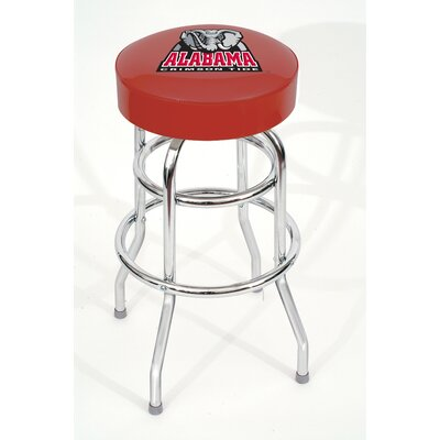 NCAA 30 Swivel Bar Stool NCAA Team: Oklahoma