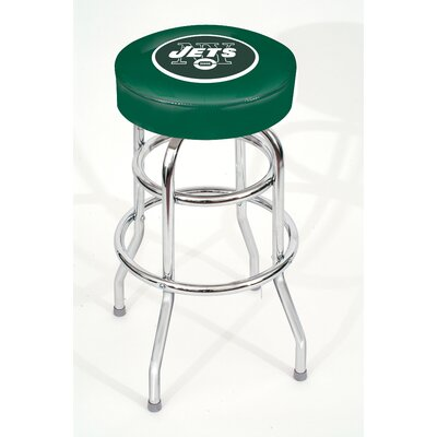 "No credit check financing NFL Team Logo 30"" Bar Stool NF..."