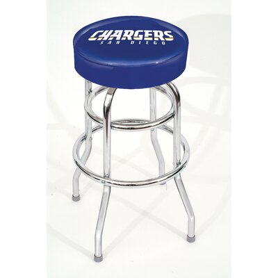"Credit for NFL Team Logo 30"" Bar Stool NF..."