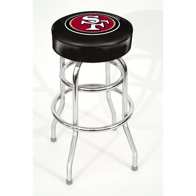 "No credit financing NFL Team Logo 30"" Bar Stool NF..."