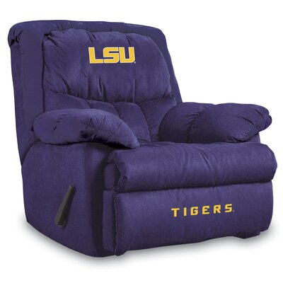 NCAA Home Team Recliner NCAA Team: Louisiana State University