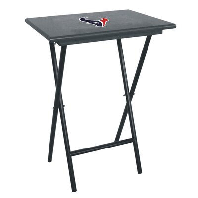 NFL TV Tray Set (Set of 4) NFL Team: Houston Texans