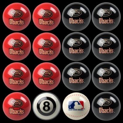 Imperial MLB Billiard Ball Set - MLB Team: Washington Nationals at Sears.com