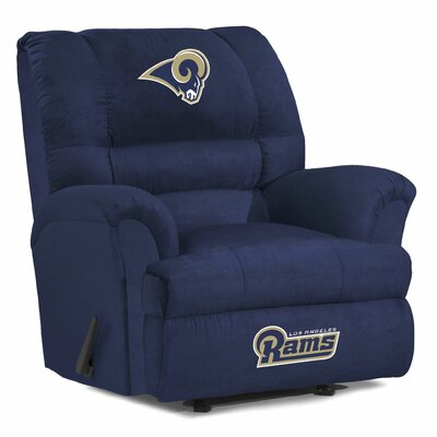 NFL Big Daddy Recliner NFL Team: St. Louis Rams