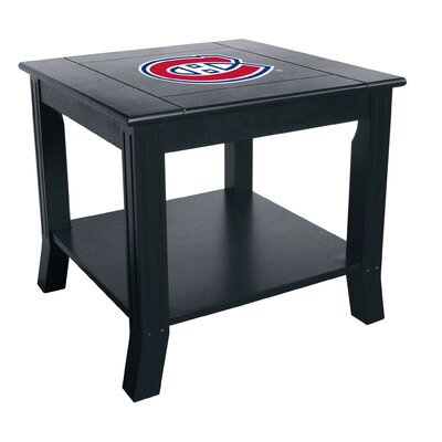 NHL End Table NHL Team: Montreal Canadians