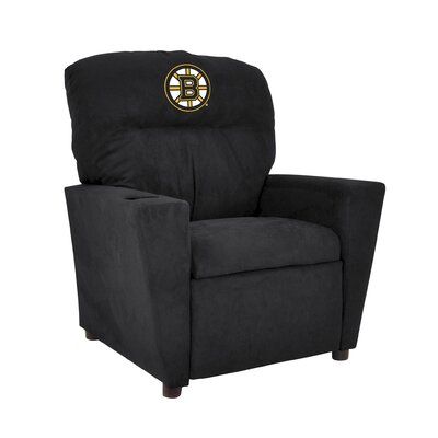 NHL Kids Recliner with Cup Holder 408-4102