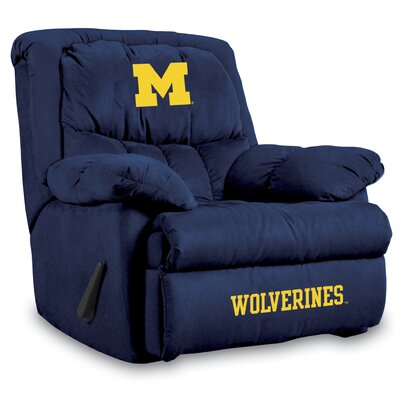NCAA Home Team Recliner NCAA Team: University of Michigan