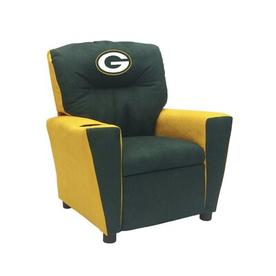 NFL Recliner NFL Team: Green Bay Packers