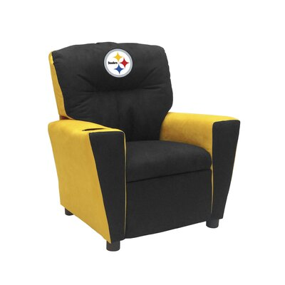 NFL Recliner NFL Team: Pittsburgh Steelers