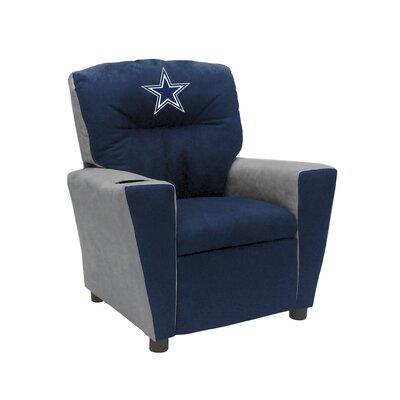 NFL Recliner NFL Team: Dallas Cowboys