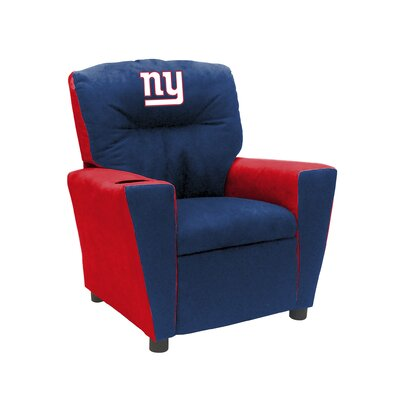 NFL Recliner NFL Team: New York Giants