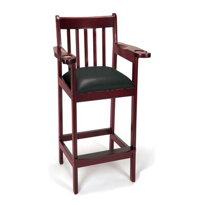 No credit check financing Mahogany Spectator Chair...