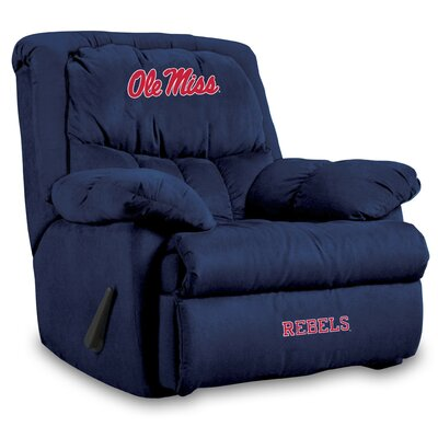 NCAA Home Team Recliner NCAA Team: University of Mississippi