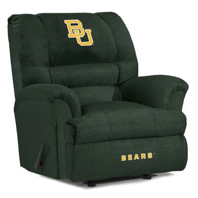 Big Daddy NCAA Recliner NCAA Team: Baylor University