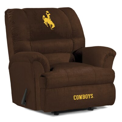Big Daddy NCAA Recliner NCAA Team: University of Wyoming