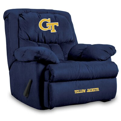 NCAA Home Team Recliner NCAA Team: Georgia Tech
