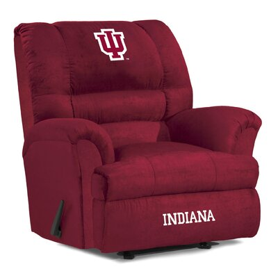 Big Daddy NCAA Recliner NCAA Team: Indiana University
