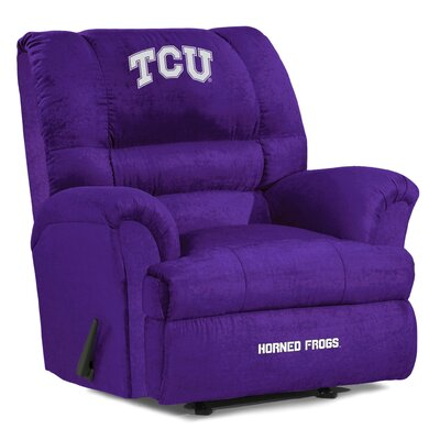 Big Daddy Recliner NCAA Team: TCU