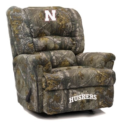Big Daddy Recliner College Team: University of Nebraska