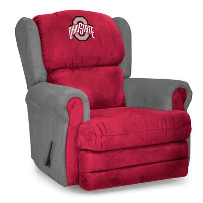 Big Daddy Coach Recliner College Team: University of Wisconsin