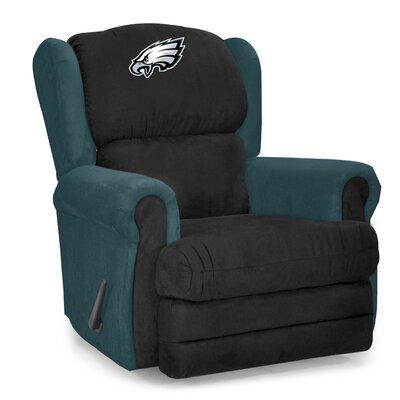 Coach Recliner NFL Team: Philadelphia Eagles